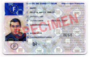 Comment commander sa carte conducteur ?