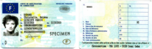 La carte de qualification conducteur